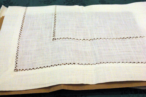 "Table-Cloth 72"" x 126"""