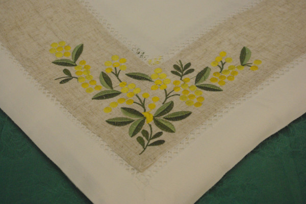 "Table-Cloth 72"" x 144"""