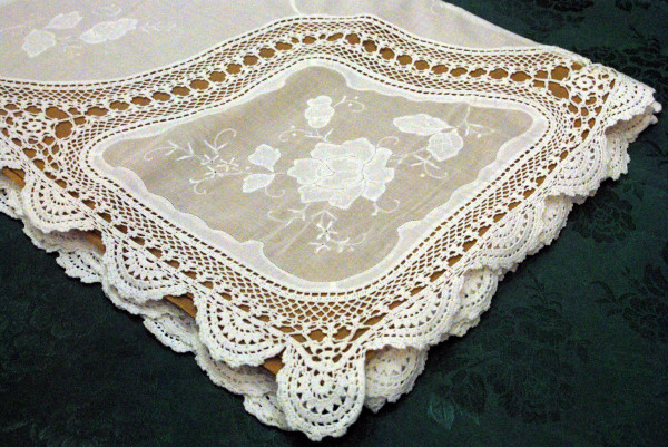 Antique Table-Cloth