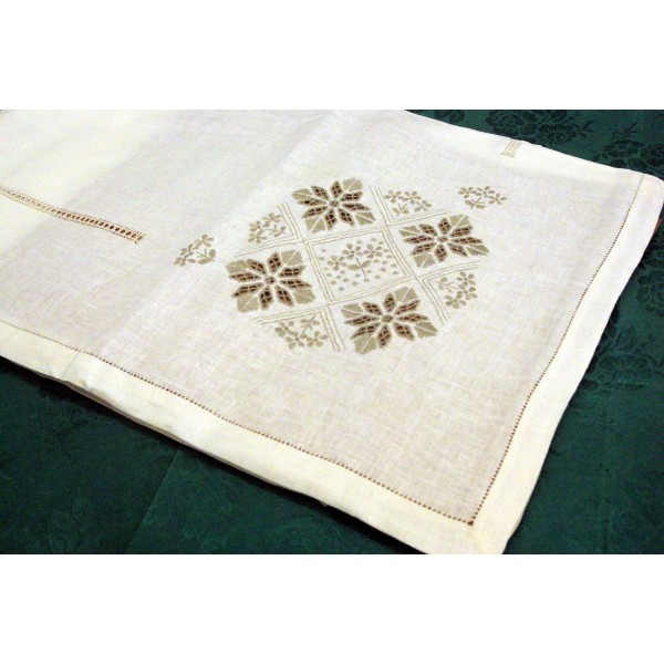 "Table-Cloth 72"" x 108"" Pure Linen"