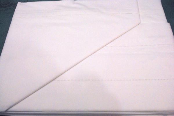 Coppia di Lenzuola in cotone