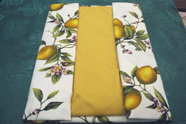 Tovaglia Stampata Limoni