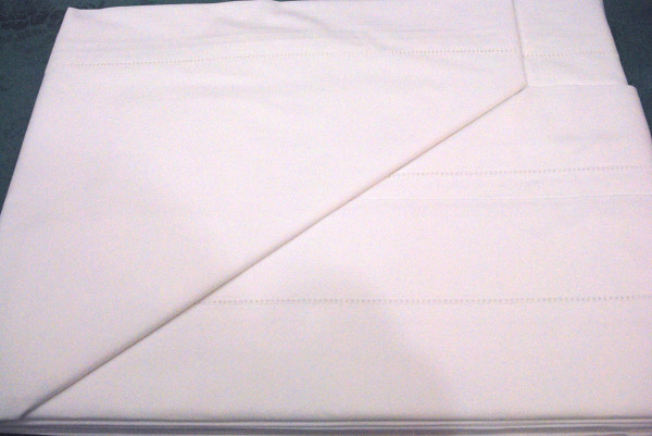 Complete for bed in pure linen