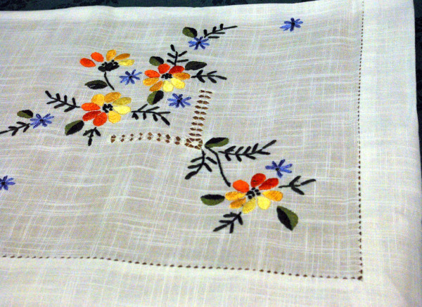 "TABLE-CLOTH 72"" X 108"""