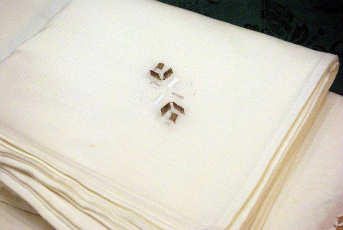 Square Table-Cloth - Embroidery Centre Di Celentano ...