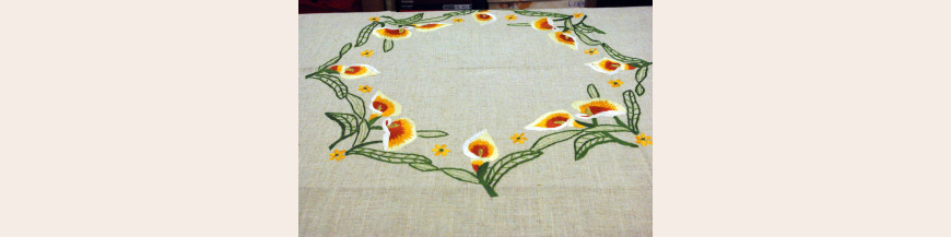 Round Table-Cloths 72""
