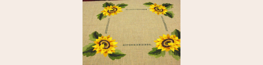 Round Table-Cloth 90""
